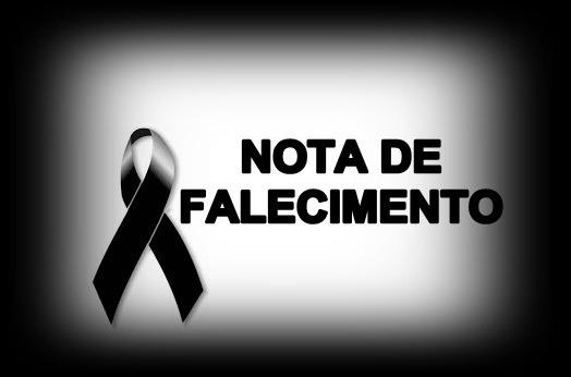 Blog Do Carlos Costa  Nota De Falecimento E Convite Enterro