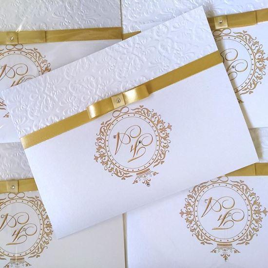 Convite De Casamento Simples  Idress Aluguéis De Vestidos Online