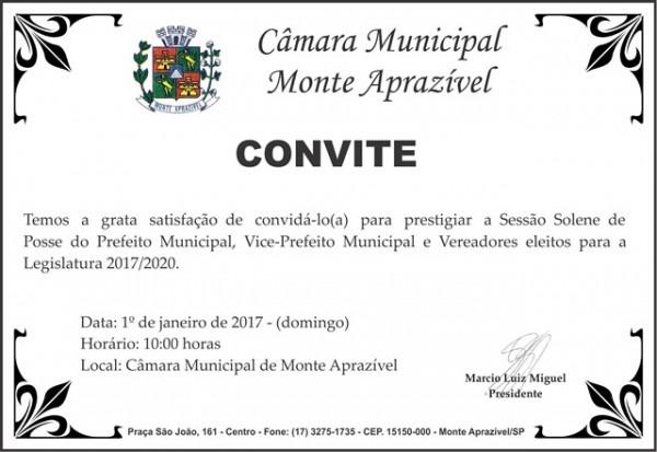 Câmara Municipal De Monte Aprazível