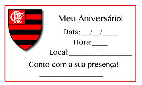 Convites Do Flamengo