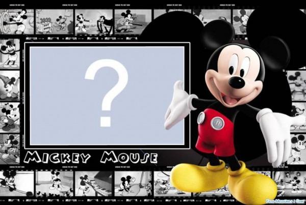 Molduras Mickey
