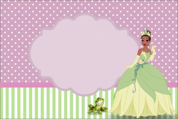 Princesa Tiana(a Princesa E O Sapo)