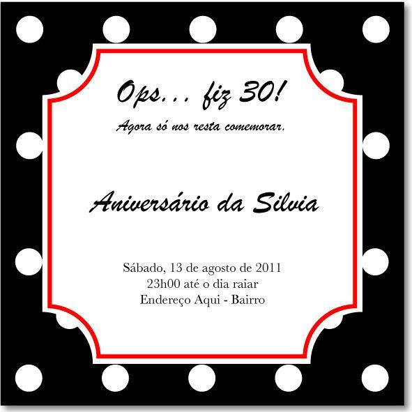 Awesome Frases Convite Aniversario 60 Anos