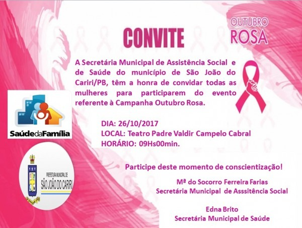 Prefeitura Municipal De São João Do Cariri
