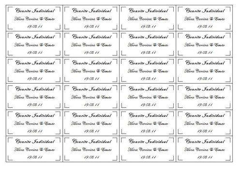Resultado De Imagem Para Convites Individuais Para Aniversario