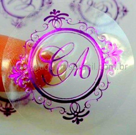 Adesivos Personalizados Para Casamento