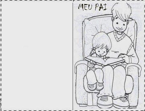 30 Cartões Para O Dia Dos Pais Prontos Para Imprimir! 30 Modelos