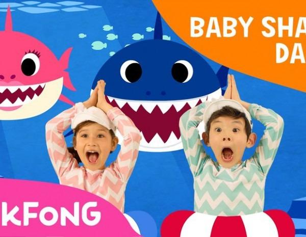 O Fenômeno Chamado  Baby Shark