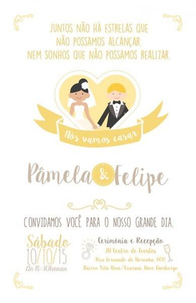 Fabiana Angelica (fabi_angel_santos) On Convite De Festa