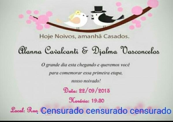 Convite Virtual Do Noivado