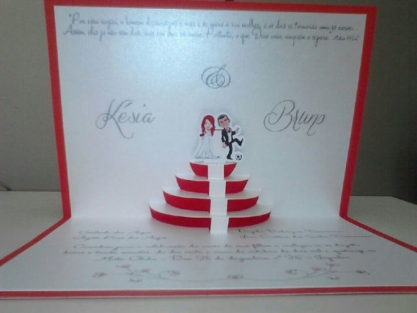Convites De Casamento Diferente E Criativos