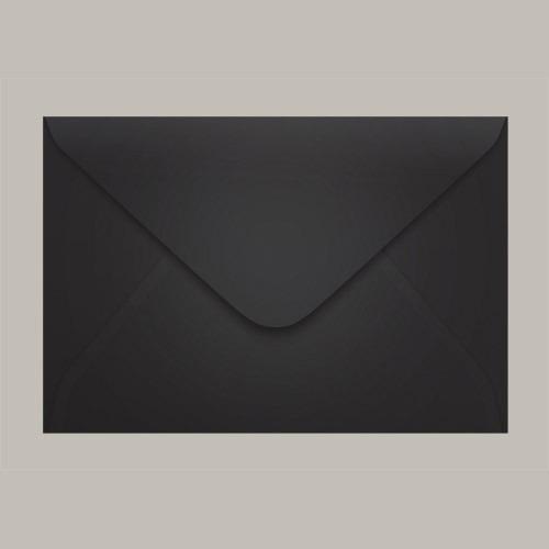 Envelope Colorido Convite Los Angeles Preto Ccp470 12 160mmx235mm