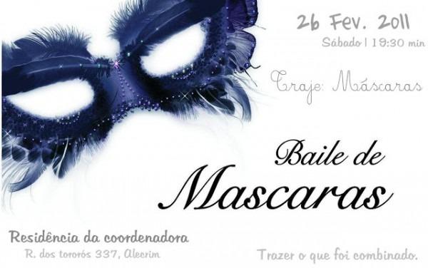 Natasha Festas  Baile De Mascaras