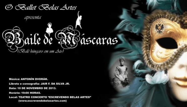 Convite Baile De Mascaras Png » Png Image