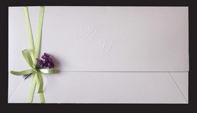 Convite Casamento – Carteira Florzinhas