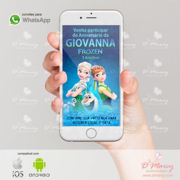 Convites Digitais Para Envio Por Whatsapp – D'marcy Lembrancinha