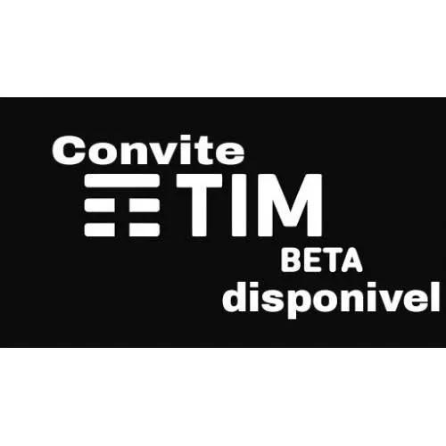 Convite Tim Beta Em Brasil 【 ServiÇos Junho 】