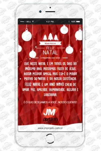 Arquivos Convite Virtual De Natal