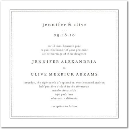 Convites De Casamento – Ideias E Tendências