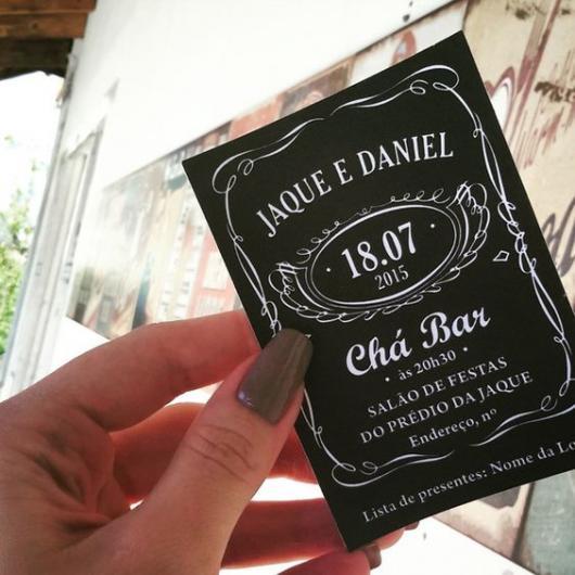 Convites De Chá De Panela