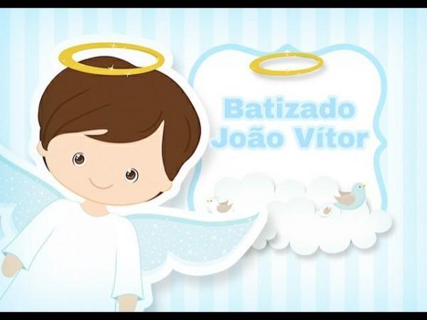 Convites Para Padrinhos De Batismo ▻ Muitos Modelos Para Sua Escolha
