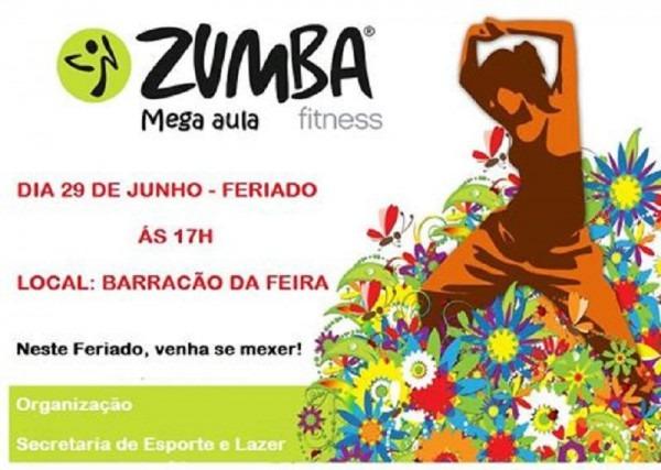 Prefeitura De Engenheiro Coelho Realiza Mega Aula De Zumba No Feriado