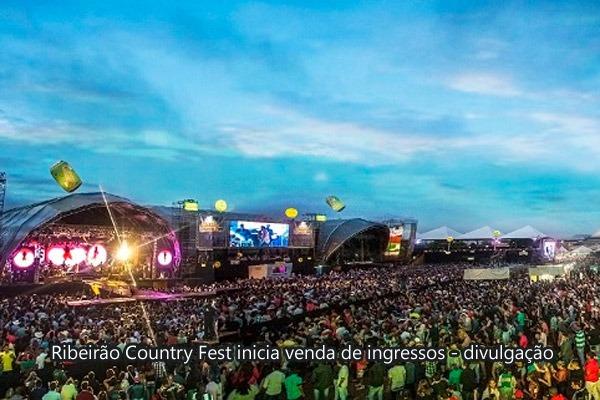 Ribeirão Country Fest Inicia Venda De Convites Para 7ª Edição