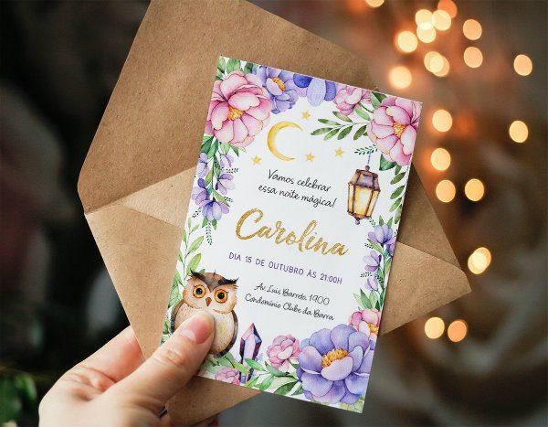 Casar É… » Arquivos » Floresta Encantada  Decoração De Festa De