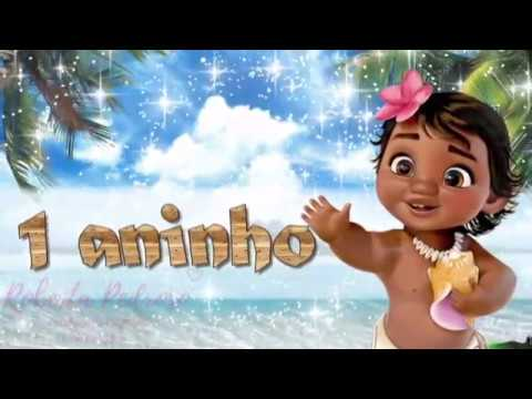 Convite Animado Lorena 1 Aninho