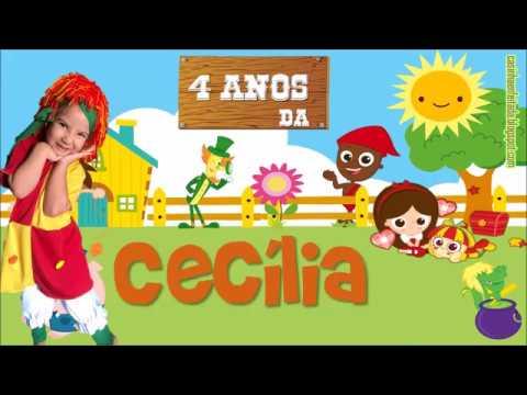 Convite Animado Virtual SÍtio Do Pica Pau Amarelo (emÍlia)