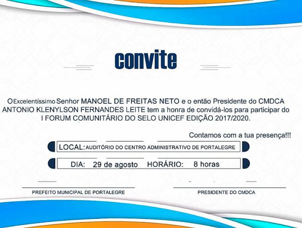 Prefeitura Municipal De Portalegre