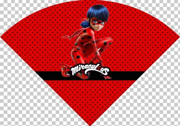 Cone Convite Miraculous  Tales Of Ladybug And Cat Noir Png