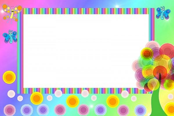 Molduras Para Convites De Aniversario Infantil » Happy Birthday World