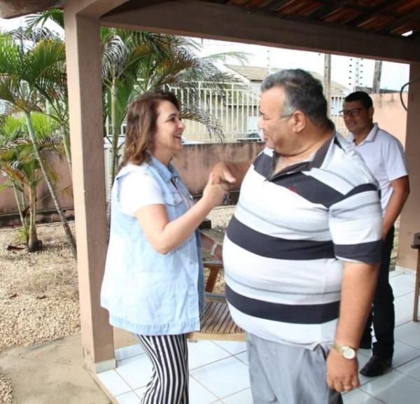 Pastor José Filho Recebe Convite Da Senadora Kátia Abreu E Fiéis