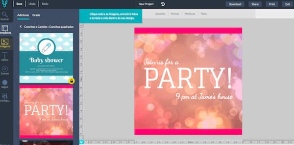 14 Sites Para Fazer Convite Online Grátis [imprimir E Compartilhar]