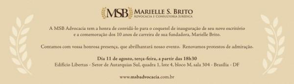 Inauguração Do Novo Escritório Msb Advocacia E Consultoria