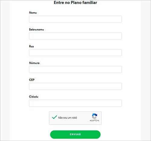 Como Convidar Pessoas Para O Plano Spotify Família