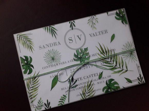 DescriÇÃo  Envelope  Papel Vegetal Convite  Papel Criacor 240 Gr
