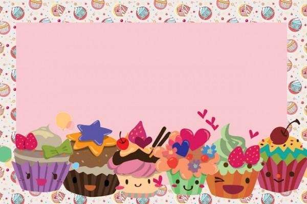 Cupcakes Fofinhos