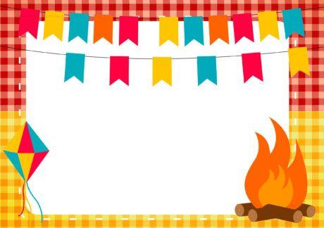 Convites Para Festa Junina Personalizáveis Para Você Imprimir