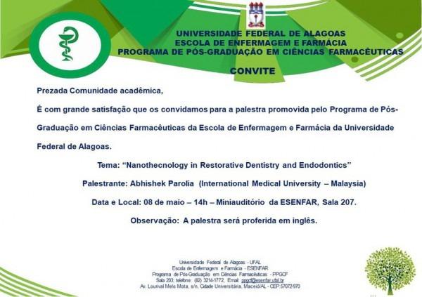 Convite Para Palestra — Português (brasil)