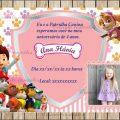 Convite De Aniversario Infantil