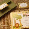 Convite Infantil Tema Safari