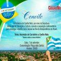Convite Para Desfile Civico