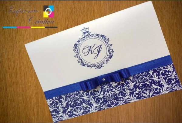 70 Convite Casamento Fita De Cetim