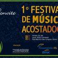 Convite Para Festival De Musica
