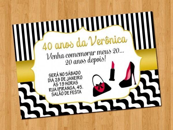 Frases Engra Adas Para Convite De Aniversario