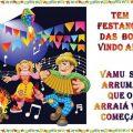 Fazer Convite Para Festa Junina