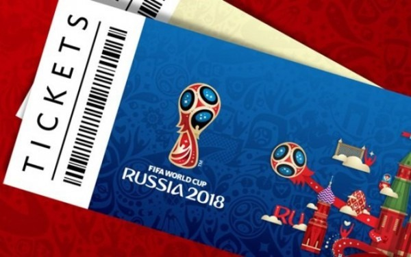 Ingressos Para A Copa Do Mundo De 2018 Começam A Ser Vendidos