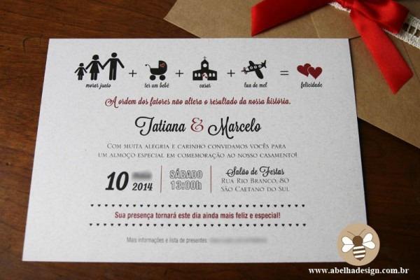 Resultado De Imagem Para Texto De Convite De Casamento